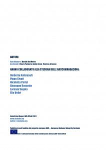 Doc.E - NIS ITALIA - DEMOCRAZIA E TRASPARENZA nei PARTITI POLITICI1 2-7
