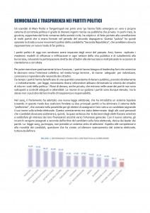 Doc.E - NIS ITALIA - DEMOCRAZIA E TRASPARENZA nei PARTITI POLITICI1 3-7