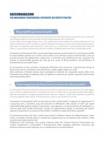 Doc.E - NIS ITALIA - DEMOCRAZIA E TRASPARENZA nei PARTITI POLITICI1 5-7