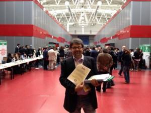 Carlo D'Aloisio Assemblea PD 11 maggio 2013