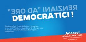 Renziani ad ore DEMOCRATICI