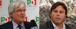 Lionello Cosentino e Luciano Nobili