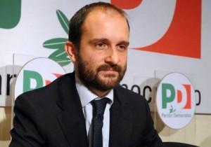 Matteo Orfini, commissario Pd romano