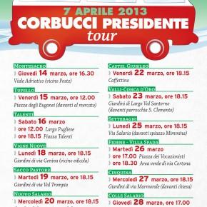 Corbucci Presidente
