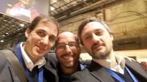 Riccardo Corbucci Alessandro Danè, Enrico Pazzi