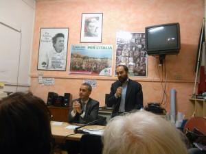 Coppola e Orfini al PD Montesacro