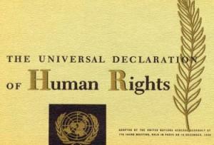 dichiarazione universale dei diritti umani del 1948