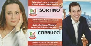 Simona Sortino e Riccardo Corbucci